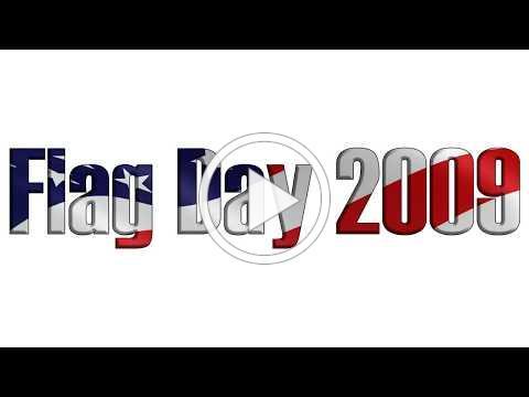 Flag Day - 2009