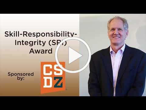 AGC 2020 Awards Recognition: Skill-Responsibility-Integrity (SRI) Award