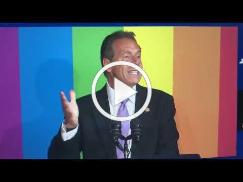 Cuomo on Marriage Equality June 24 2021