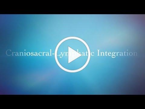 "Craniosacral-Lymphatic Integration ""CLI"" November 2017"