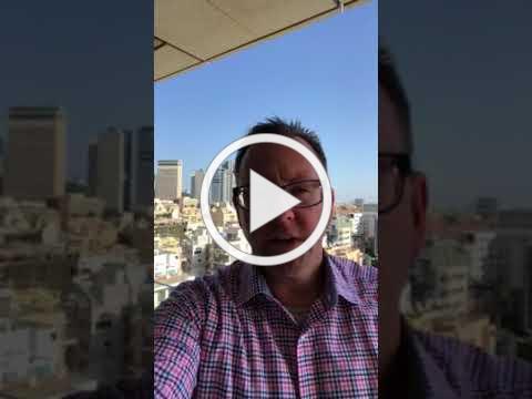 Tom in Israel - 06/17/2018