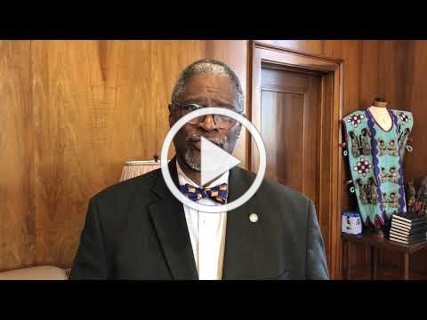 Mayor Sly James Welcomes NSLA and Guests to Kansas City