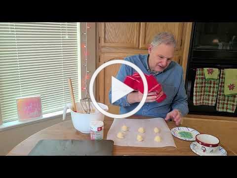 Pastor Phil Tries Making Sugar Cookies