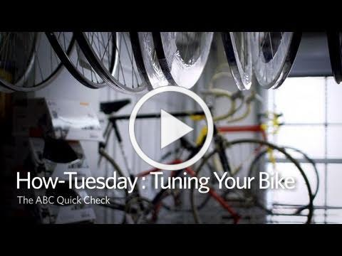 How to Tune up Your Bike for Spring