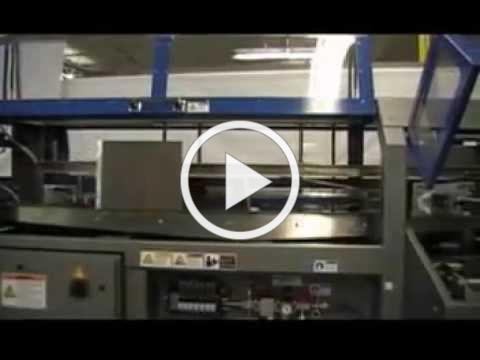 ABC Model 450 Hot Melt Case Erector for Large Cases