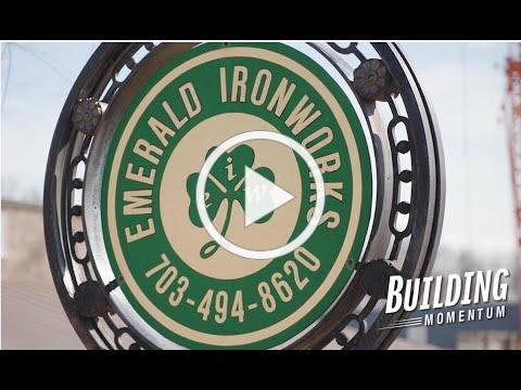Capital Investment and Innovation Grant Award, Emerald Ironworks
