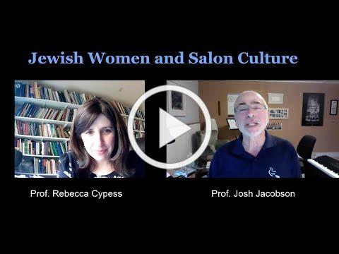 Rebecca Cypess on the Jewish salons