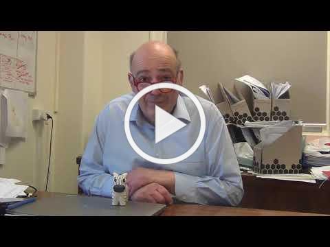 Rare Disease Day 2019 - Professor Morris