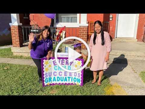 Santa Maria's Every Child Succeeds Virtual Graduation 2020