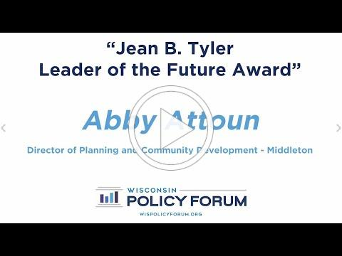 2020 Jean B. Tyler Leader of the Future Award