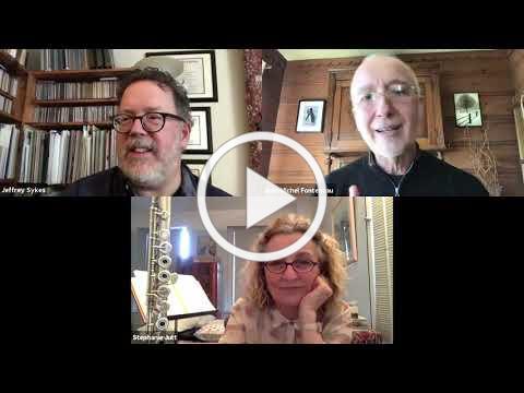Stephanie and Jeffrey interview Jean-Michel Fonteneau