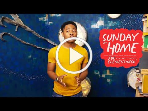 Sunday at Home for Kids | April 11, 2021
