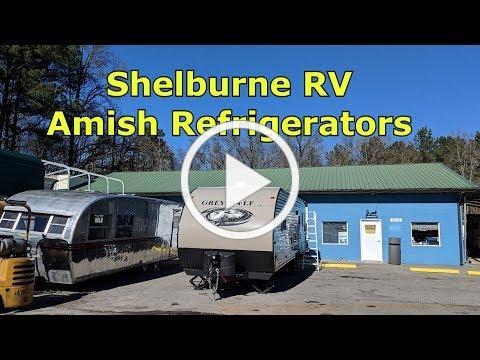 Shelburne RV Amish RV Refrigerators