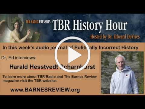TBR HISTORY HOUR - 2/21/2020 - Harald Hesstvedt Scharnhorst