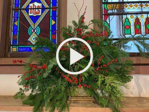 Advent Lessons and Carols from the Midcoast of Maine 2020