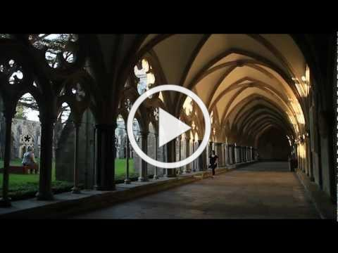 Salisbury Cathedral 6 min with narration by David Oakes