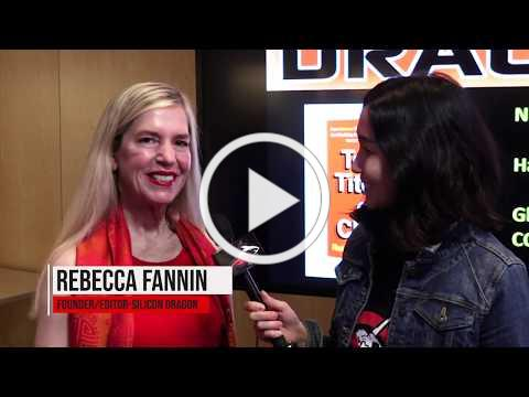 Rebecca Fannin, author of Tech Titans of China - BeFast.TV interview