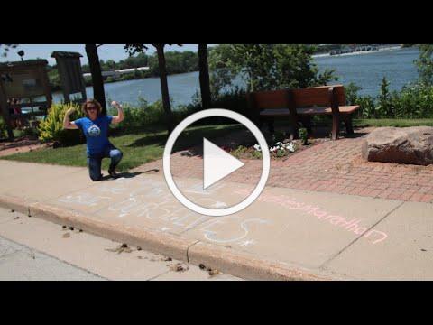 Community First Fox Cities Marathon Miles 9-12