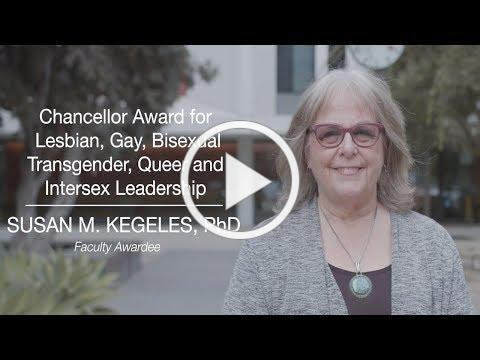 2019 Chancellor Award for LGBTQI Leadership - Faculty Category