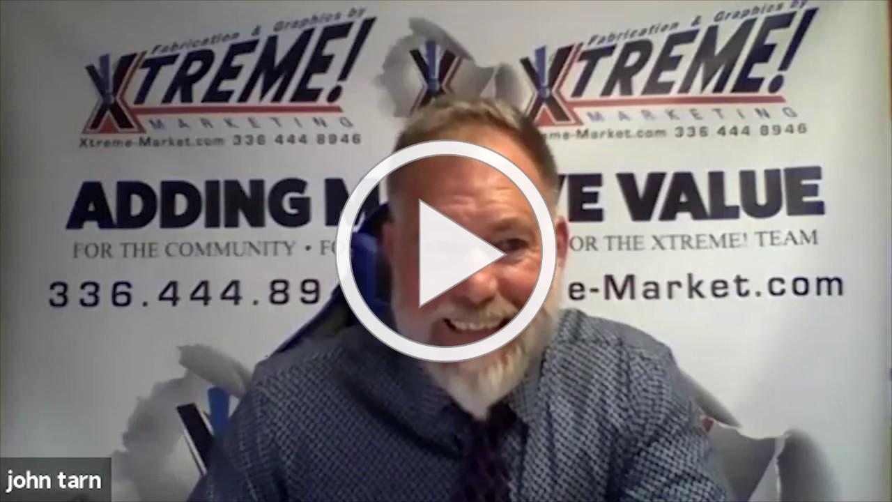 Virtual Mixer #1 - John Tarn, Xtreme! Marketing