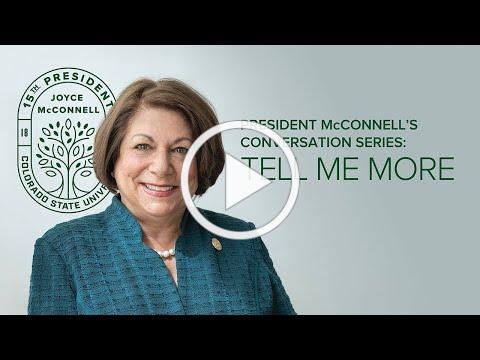 Tell Me More - Presidential Conversation Featuring Professors Claudia Rankine and Camille Dungy