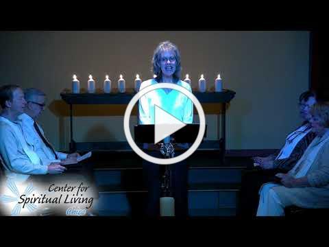 Winter Tazei Service 2018 | Center for Spiritual Living Chico