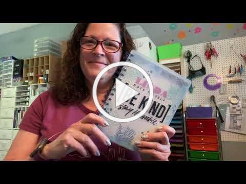 Crafting with Linda - Art Journaling