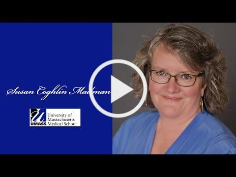 UMass Medical Honors Sue Coghlin Mailman #UMassMed2019