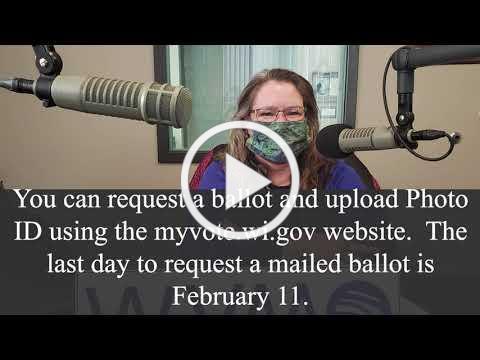 Monona Joan Feb 2021 Election Message