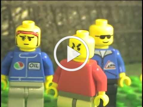 Lego Parable of the Talents