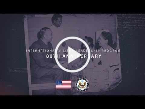 IVLP Celebrates its 80th Anniversary