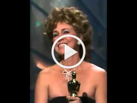Sally Field - You Like Me, You Really, Really, Like Me