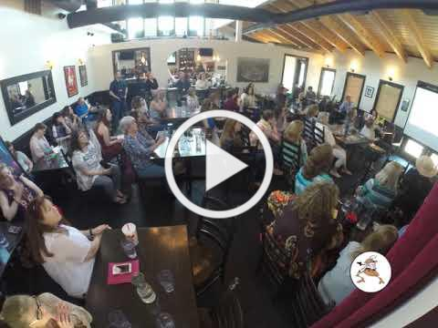 2019 The Mingle Day 1 Time Lapse at Mari's Cucina