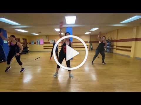 30-Minute Dance Sculpt Fitness Video