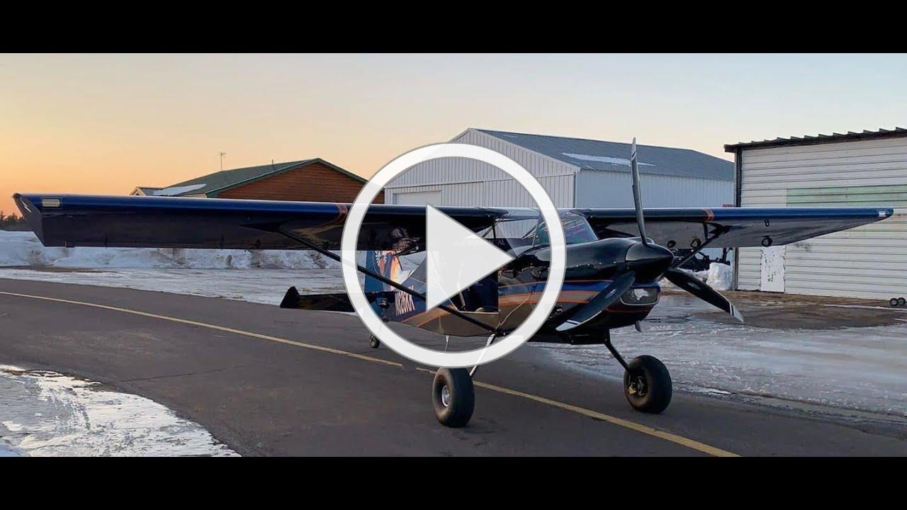 Viking 130 Rans S-20 Cruising Faster than Rans S-21 with Turbo Rotax 915