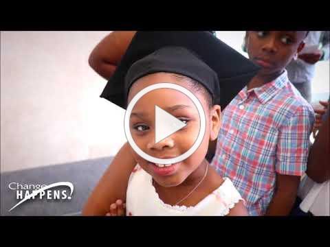 CHANGE HAPPENS! 30/30 CAMPAIGN - KIDS UNIVERSITY
