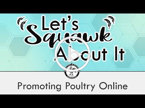 Let's Squawk About It (S2 E2): Promoting Poultry Online