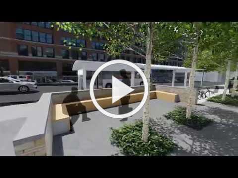 Pedro Park Design Concept - Daytime Animation