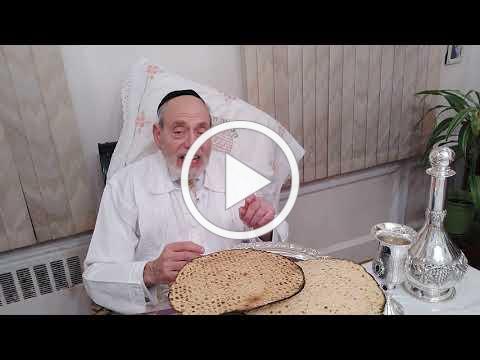 Talking Matzah
