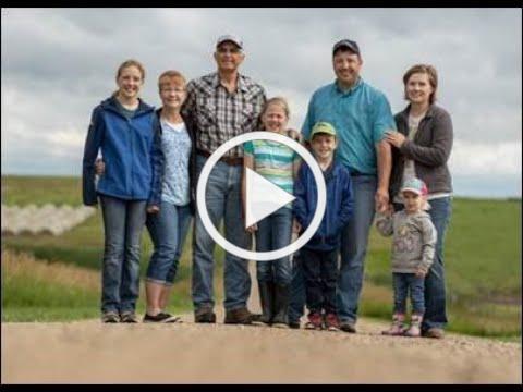 Our Amazing Grasslands ~ Johnson Family, Frankfort, SD | June 2020