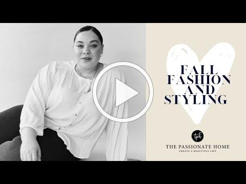 Fall Fashion and Styling   Cream Clothing