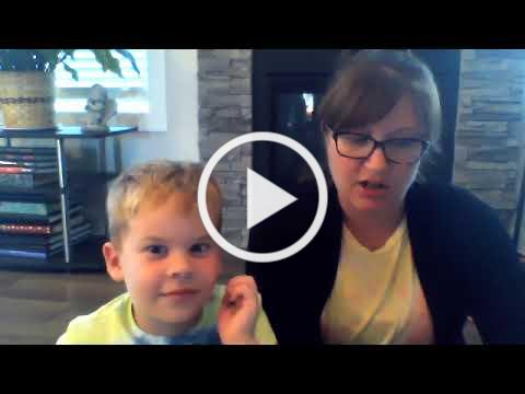 Summer Story Time: Miracle Man, the Story of Jesus (read by Alissa and Maxwell)