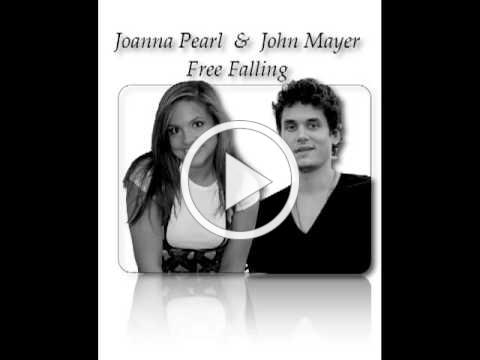 Joanna Pearl and John Mayer singing Free Falling