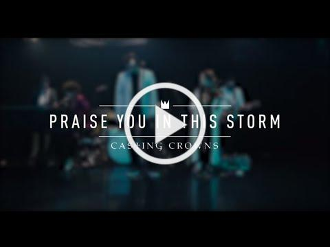 Casting Crowns - Praise You In This Storm (Live from YouTube Space New York)