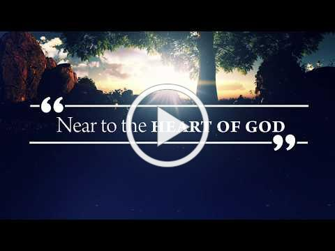 Tiffany Coburn - Near to the Heart of God (Official Lyric Video)