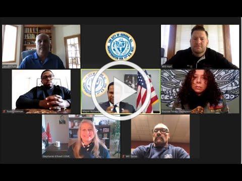 2020 Aurora Veterans Day Virtual Program