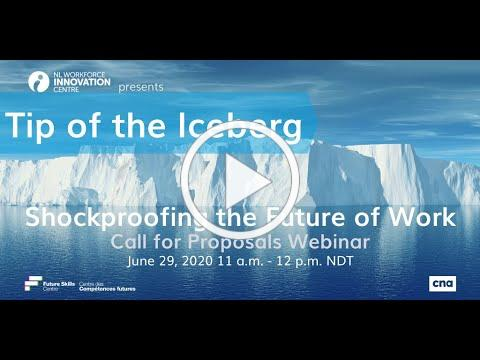 NL Workforce Innovation Centre Presents: Shock Proofing the Future of Work