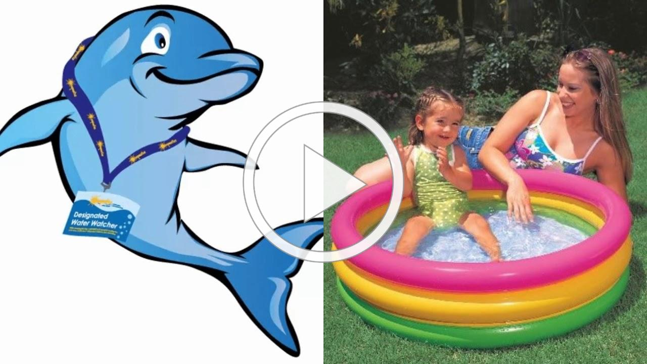 Above Ground and Inflatable Pools Water Safety- Online School Day 24