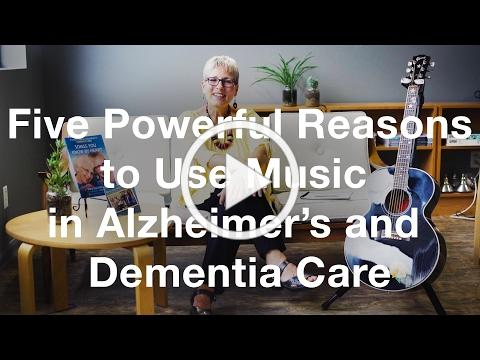 Five Powerful Reasons to Use Music in Alzheimer's and Dementia Care HD