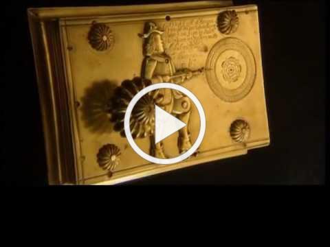 Amazing lock of 1960 by john wilkes